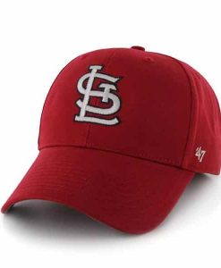 St. Louis Cardinals Basic MVP Home 47 Brand KID Hat