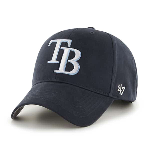 Tampa Bay Rays Basic MVP Home 47 Brand YOUTH Hat