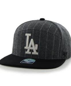 Los Angeles Dodgers Andreo Dark Gray 47 Brand Adjustable Hat