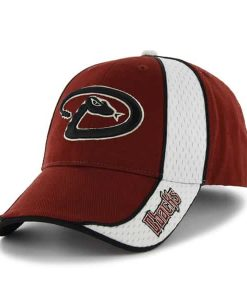 Arizona Diamondbacks Aftermath Razor Red 47 Brand YOUTH Hat