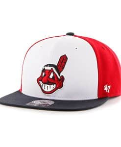 Cleveland Indians 47 Brand Hats