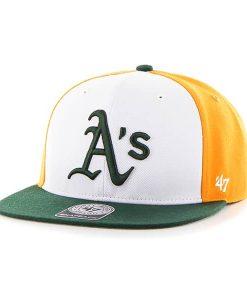 Oakland Athletics Amble Captain Dark Green 47 Brand Adjustable Hat