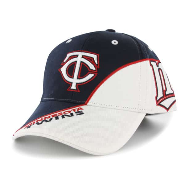 Minnesota Twins Avalanche Navy 47 Brand Adjustable Hat