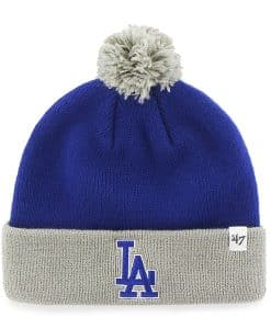 Los Angeles Dodgers Bam Bam Cuff Knit Royal 47 Brand TODDLER Hat