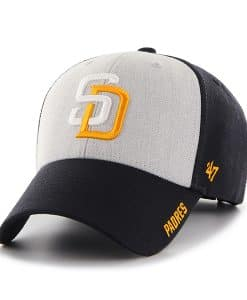 San Diego Padres Beta MVP Navy 47 Brand Adjustable Hat