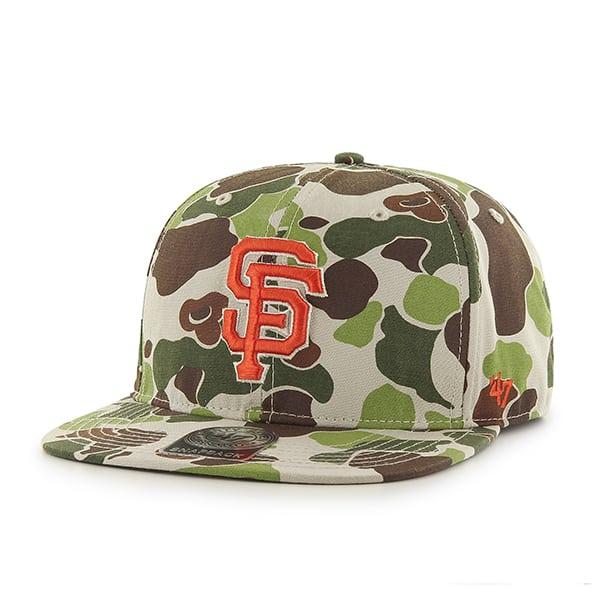San Francisco Giants Bufflehead Bone 47 Brand Adjustable Hat
