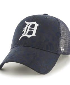 Detroit Tigers Women's 47 Brand MVP Billie Navy Hat