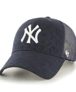 New York Yankees Billie MVP Navy 47 Brand Womens Hat