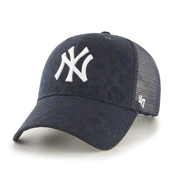 New York Yankees Billie MVP Navy 47 Brand Womens Hat - Detroit Game Gear 905e27b277c