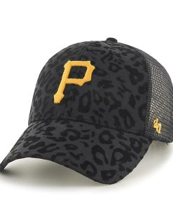 Pittsburgh Pirates Billie MVP Black 47 Brand Womens Hat