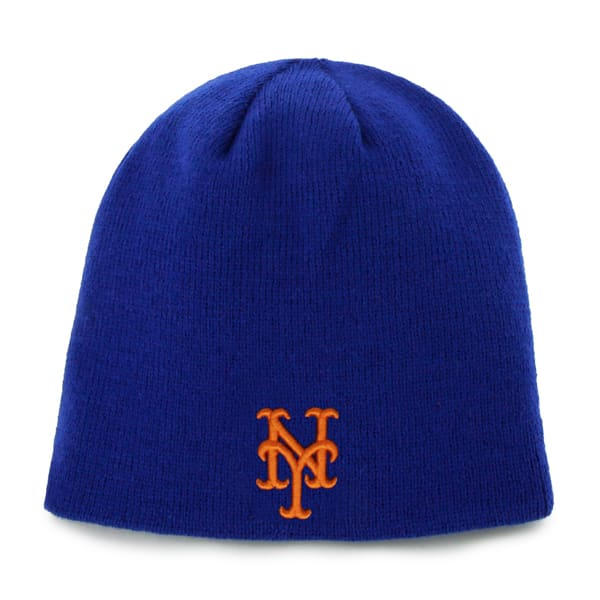 New York Mets Beanie Royal 47 Brand INFANT Hat