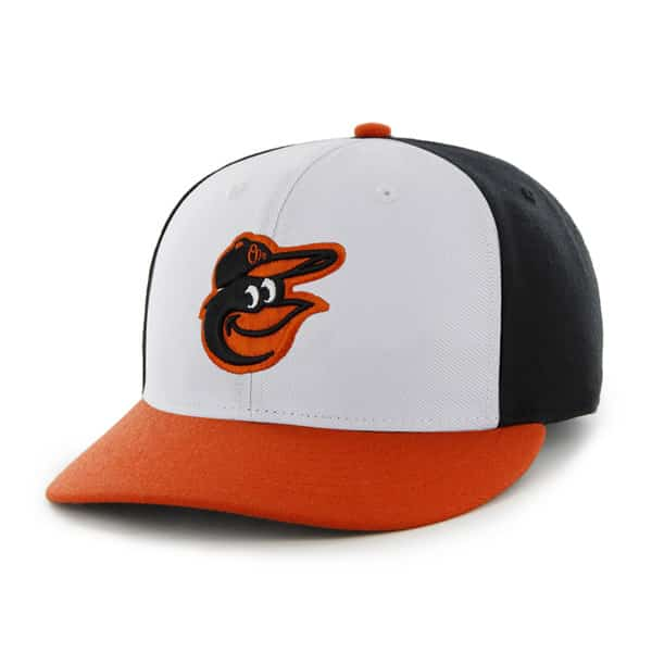 Baltimore Orioles Bullpen MVP Home 47 Brand Adjustable Hat