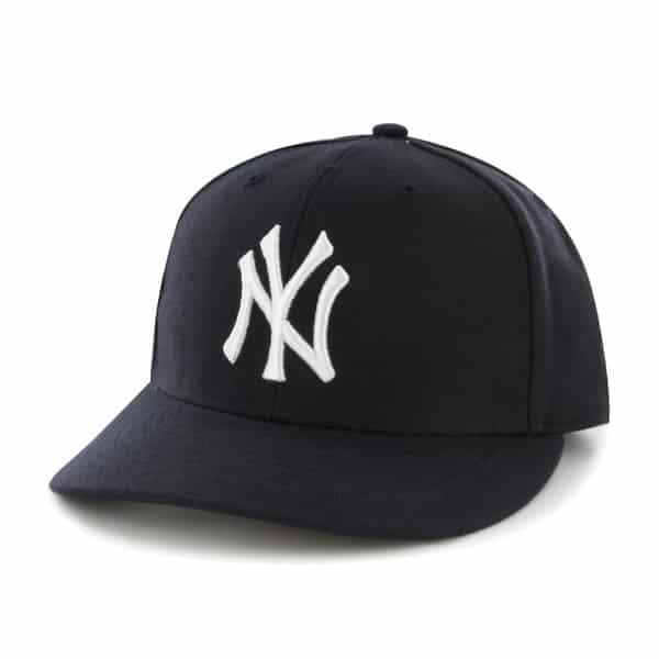 New York Yankees Bullpen MVP Home 47 Brand Adjustable Hat