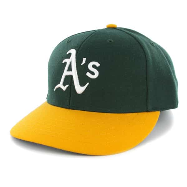 Oakland Athletics Bullpen MVP Home 47 Brand Adjustable Hat