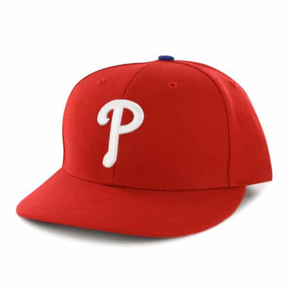 Philadelphia Phillies Bullpen MVP Home 47 Brand Adjustable Hat