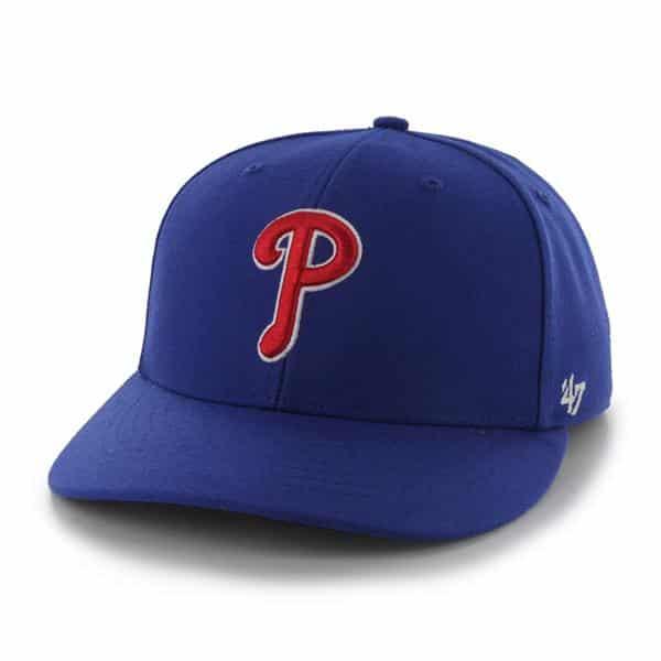 Philadelphia Phillies Bullpen MVP Royal 47 Brand Adjustable Hat