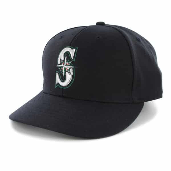 Seattle Mariners Bullpen MVP Home 47 Brand Adjustable Hat