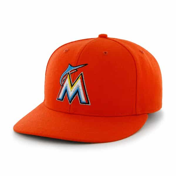 Miami Marlins Bullpen MVP Alternate 47 Brand Adjustable Hat