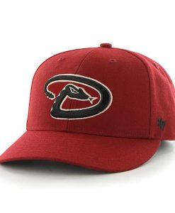 Arizona Diamondbacks Bullpen MVP Home 47 Brand Adjustable Hat