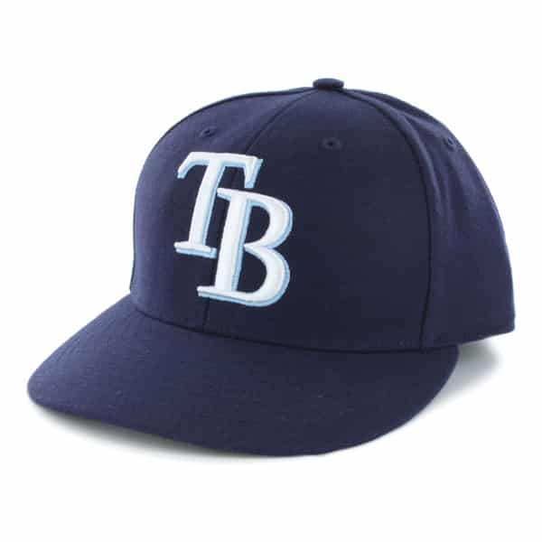 Tampa Bay Rays Bullpen MVP Home 47 Brand Adjustable Hat