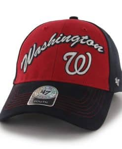 Washington Nationals Bruiser Navy 47 Brand KID Hat