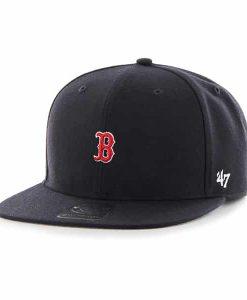 Boston Red Sox Centerfield Captain Navy 47 Brand Adjustable Hat