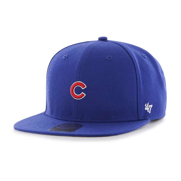 Chicago Cubs Centerfield Captain Royal 47 Brand Adjustable Hat