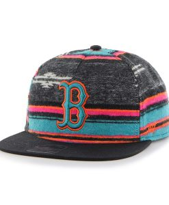 Boston Red Sox Chapparal Captain Dt Black 47 Brand Adjustable Hat
