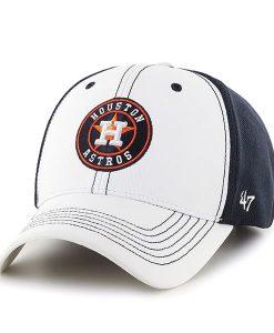 Houston Astros Cooler MVP White 47 Brand Adjustable Hat