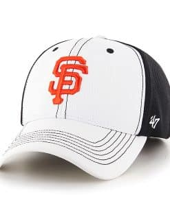 San Francisco Giants Cooler MVP White 47 Brand Adjustable Hat