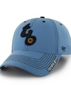 Tampa Bay Rays Dark Twig Columbia 47 Brand YOUTH Hat