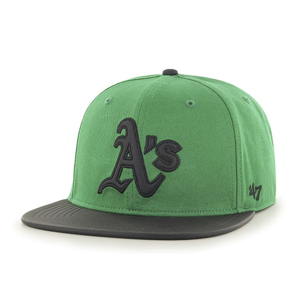 Oakland Athletics Delancey Captain Kelly 47 Brand Adjustable Hat