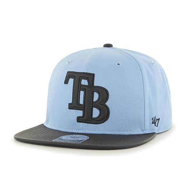 Tampa Bay Rays Delancey Captain Columbia 47 Brand Adjustable Hat