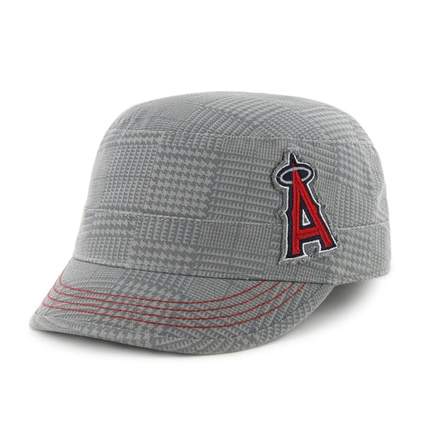 Los Angeles Angels Dover Gray 47 Brand Womens Hat