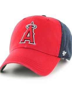 Los Angeles Angels Flagstaff Clean Up Navy 47 Brand Adjustable Hat
