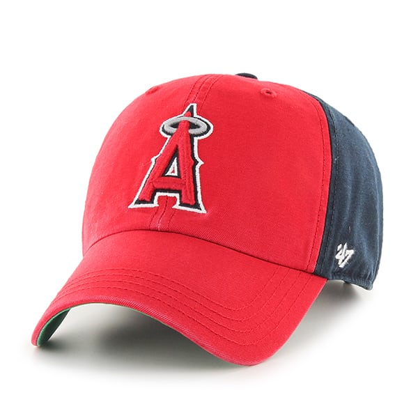 Los Angeles Angels Flagstaff Clean Up Navy 47 Brand Adjustable Hat