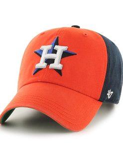 Houston Astros Flagstaff Clean Up Navy 47 Brand Adjustable Hat