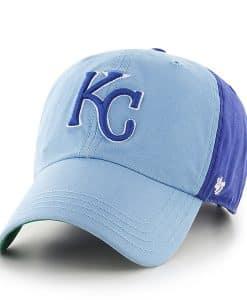 Kansas City Royals Flagstaff Clean Up Royal 47 Brand Adjustable Hat