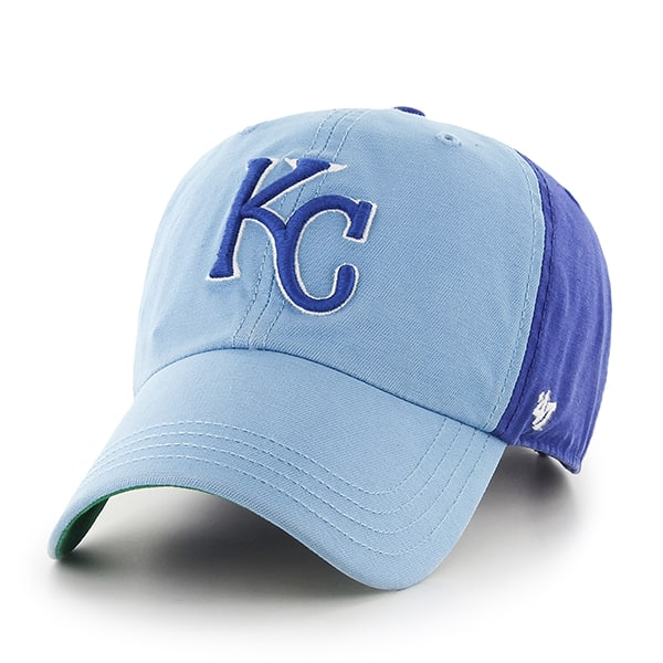 Kansas City Royals Flagstaff Clean Up Royal 47 Brand Adjustable Hat