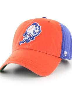New York Mets Flagstaff Clean Up Royal 47 Brand Adjustable Hat