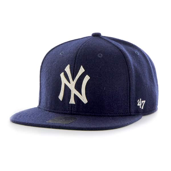 d1bde10e845219 New York Yankees Fowler Captain Navy 47 Brand Adjustable Hat - Detroit Game  Gear