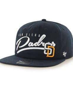 San Diego Padres Free Hand Captain Rf Navy 47 Brand Adjustable Hat