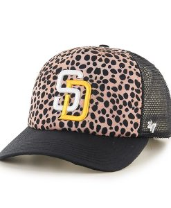 San Diego Padres Fritz Captain Cf Black 47 Brand Womens Hat