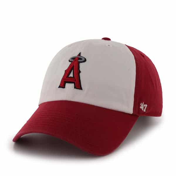 Los Angeles Angels Freshman Red 47 Brand Adjustable Hat