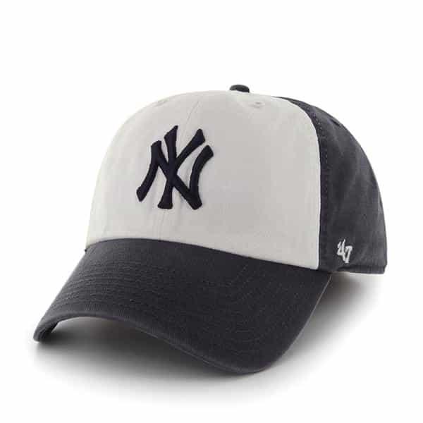 best website 5dc99 88b98 New York Yankees Freshman Navy 47 Brand Adjustable Hat
