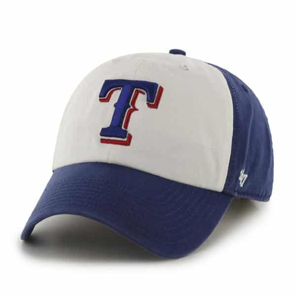 Texas Rangers Freshman Royal 47 Brand Adjustable Hat
