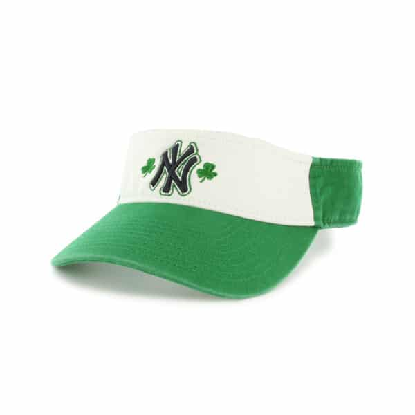 New York Yankees Freshman Visor Kelly 47 Brand Adjustable Hat