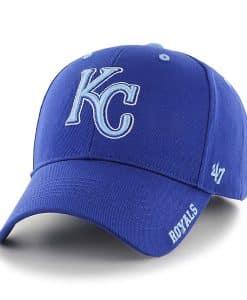 Kansas City Royals Frost Royal 47 Brand Adjustable Hat