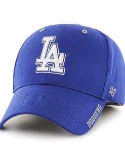 Los Angeles Dodgers Frost Royal 47 Brand Adjustable Hat
