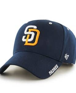 San Diego Padres Frost Navy 47 Brand Adjustable Hat
